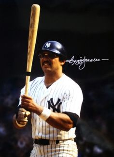Autographs-original Smart Reggie Jackson Yankees Hof Signed Auto Limited 1978 World Series Baseball Sb