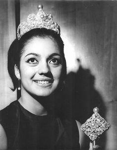 Miss Venezuela 1966 Magally Beatriz Castro
