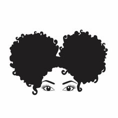 Dope Tattoos For Women, Black Girls With Tattoos, Black Tattoos, Girl Tattoos, Black Girl Art, Black Women Art, Afro Tattoo, Types Of Vectors, Black Woman Silhouette
