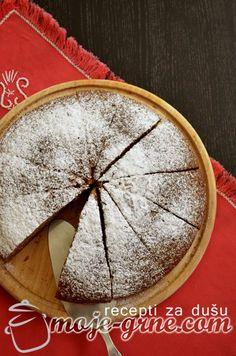 Mango kolač bez jaja - Vegan Mango Cake Recipe