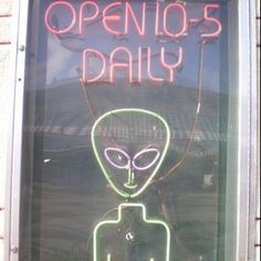 Roswell, New Mexico Girl Next Door, New Mexico, Neon Signs, Places, Lugares