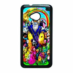Adventure Time Legend Of zelda 2 HTC One M7 Case