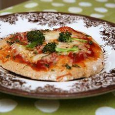 Whole Wheat Pizza Dough -