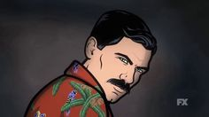 The FXX animated show, Archer has released a 'Magnum P.I.' teaser trailer for their upcoming season.