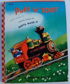 Puff 'n' Toot. A childhood favorite.