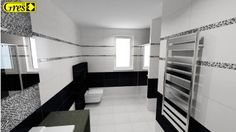 Obklady Vampa #obklady #vampa #blackwhite #design Home Decor, Decor, Black And White, Stairs