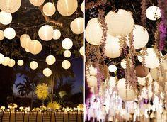 Ces jolies boules en papier se déclinent dans diverses formes et couleurs, elles sont très jolies pour décorer les plafondsetdiffuser une lumière douce. Mais pas seulement, on peut également les…