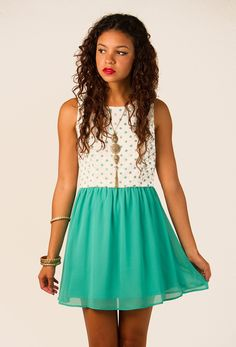 Cute Feminine Dresses - WomanlyWoman.com