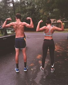 Crossfit Couple, Gym Couple, Couple Goals, Fit Couples, Cute Couples Goals, Fitness Couples, Love Fitness, Fitness Goals, Best Weight Loss