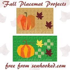 PP Fall Placemats