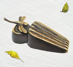 Brass Decorative Dragonfly Door Stopper >>> Click on the image for additional details. (This is an affiliate link and I receive a commission for the sales)