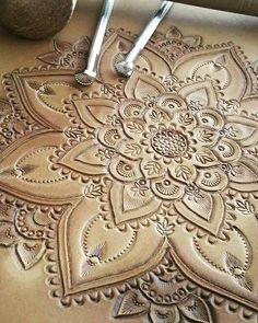 Mandala  tooling...