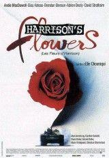 :: harrison's flowers :: great film with andie mcdowell Adrien Brody, Gerard Butler, Reporter Photographe, Elias Koteas, Brendan Gleeson, Andie Macdowell, Cinema Posters, Film Posters, Great Films