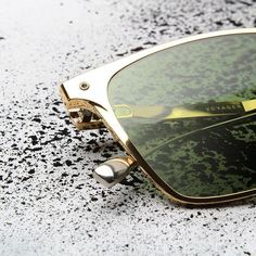 a470890c5fa The design is in the details  The VOYAGER sunglasses in GOLD by DITA Eyewear