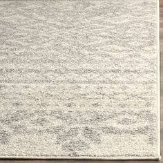 Safavieh Adirondack Southwestern Ivory/ Silver Rug (8' x 10') | Overstock.com Shopping - The Best Deals on 7x9 - 10x14 Rugs