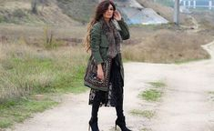 (JACKET Project Foce, SKIRT Choies similar here, PANTS Zara, JUMPER H&M, SHOES Zara)