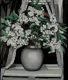 Margaret Preston, Australian Lily of the Valley, 1931