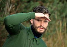 Jamie Dornan Turns His Golf Match Into a Full-On Photo Shoot