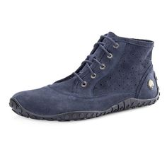 gleeToes d dark blue D Gray, Hiking Boots, High Tops, Dark Blue, High Top Sneakers, Shoes, Collection, Fashion, Leather