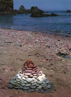 Andy Goldsworthy - favorite artist of all time but I always appreciate his art more at this time of year.