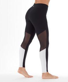 34278882794e7c Marika Black   White Quick Start Leggings - Women