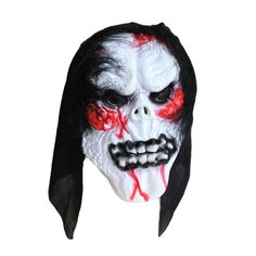 Ive just added 4x Scary Mask - Z....Check it out here http://emmazing.uk/products/4x-scary-mask-zombie-4-assorted?utm_campaign=social_autopilot&utm_source=pin&utm_medium=pin#homedecor #decor