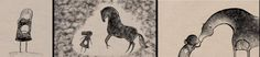 Horses, Painting, Art, Paint, Draw