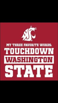 Touchdown Washington State