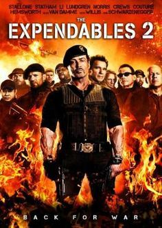 The Expendables 2. (2013) the best of the three movies