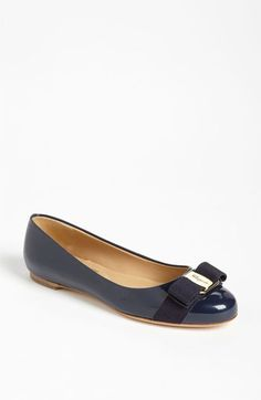 Salvatore Ferragamo 'Varina' Flat available at Nordstrom