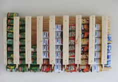 Canned Food Storage http://www.handimania.com/craftspiration/canned-food-storage.html