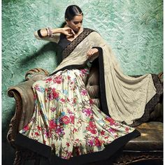 Buy Online Casual Sarees, shari, Ethnic sarees, Ash Grey, Saree, sari, partywear, kitty party wear for women. We have large range of Designer Brasso, Crepe Silk Sarees in our website with the best pricing and unique designs shipping to (UK, USA, India, Germany, UAE, Canada, Singapore, Australia, Mauritius, New Zealand) world wide.