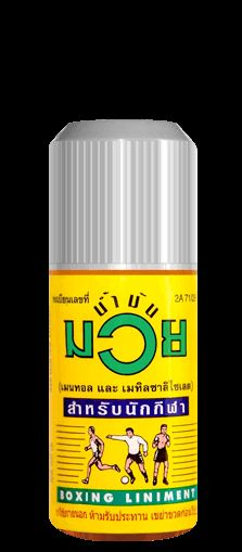 Olio Thai Namman Muay 120ml