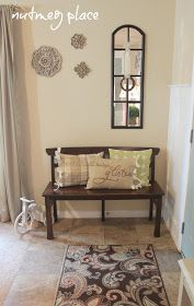Nutmeg Place: No sew pillow covers ~