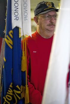 As the pilot of a Black Hawk helicopter, Rick Petersen spent much of his military career as a mentor to many.