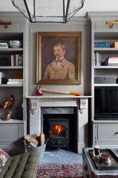 Ham Interiors living room design Barnes London