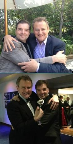 downton abbey men! Watch Downton Abbey, Downton Abbey Fashion, Brendan Coyle, Hugh Bonneville, Call The Midwife, Cinema, Lady Mary, Chivalry, Period Dramas