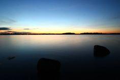 The view to Vanhankaupunginselkä