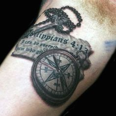 Top 103 Rosary Tattoo Ideas [2020 Inspiration Guide]