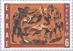 Hercules Deeds - Hercules and the Stymphalian Birds