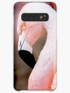 'Flamingo Iphone Case' Case/Skin for Samsung Galaxy by DAM Creative Galaxy Phone Cases, Samsung Galaxy, Samsung Cases, Iphone Cases, Galaxy Design, Style Snaps, Apple Tv, Ipad Case, Protective Cases