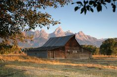 Grand Teton National Park is just 30 minutes from Togwotee National Park. Grab a cabin and explore!  #MakingMemories
