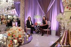Revelry Event Designers | South Asian Bridal Expo | Booth/Coordinator/Design: Elegant Events | Photography: Global Photography | Floral Design: Three Petals