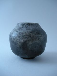 Small Saggar Fired Pot by OlBlueHairsOddities on Etsy https://www.etsy.com/listing/75216849/small-saggar-fired-pot