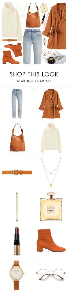 """""""Sweater Weather 17-10-2017"""" by anamarija00 ❤ liked on Polyvore featuring Vetements, Sole Society, Uniqlo, Isabel Marant, Botkier, Chantecaille, Bobbi Brown Cosmetics, L'Autre Chose, Olivia Burton and Fall"""