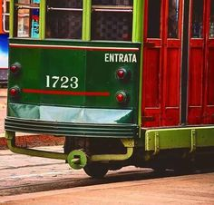 Il lato B del nostro #Tram :-) #trammilano #milanodavedere Foto di Eros Bertani Milano da Vedere