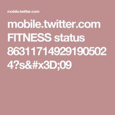 mobile.twitter.com FlTNESS status 863117149291905024?s=09