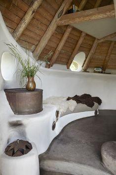 Futuristic primitive architecture #futuristicfurniture