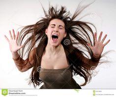 screaming girl - Google 검색