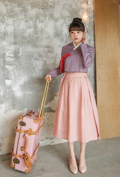 한복 : modern hanbok